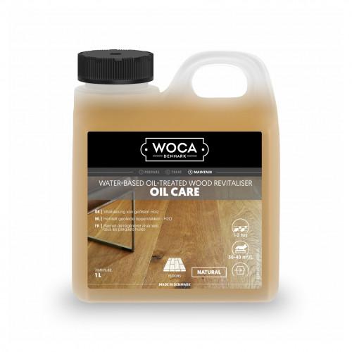 1ltr: WOCA - Oil Care - Natural