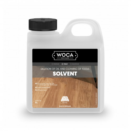 1ltr: WOCA - Solvent - Oil Thinner & Tool Cleaner