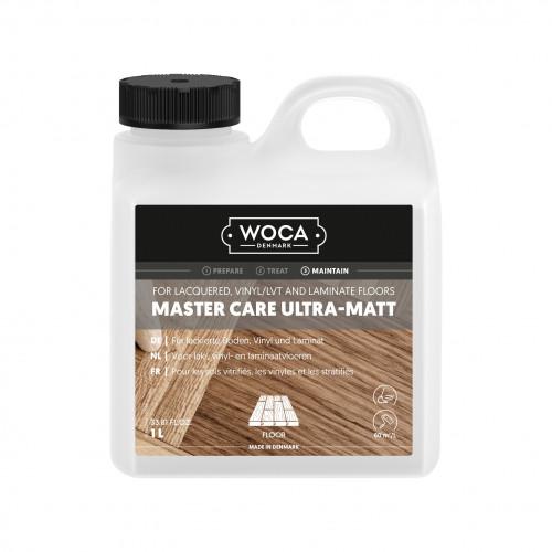 1ltr: WOCA - Vinyl & Lacquer Care - UltraMatt 3-5% Sheen