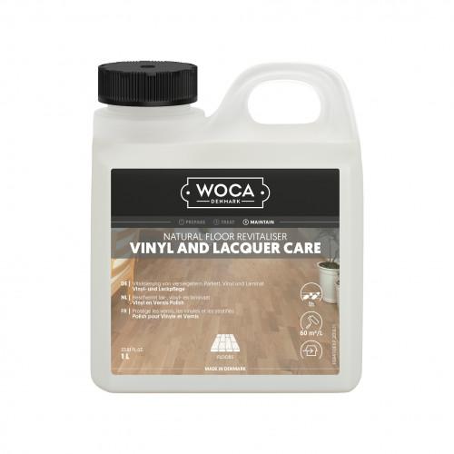 1ltr: WOCA - Vinyl & Lacquer Care (Master Care)