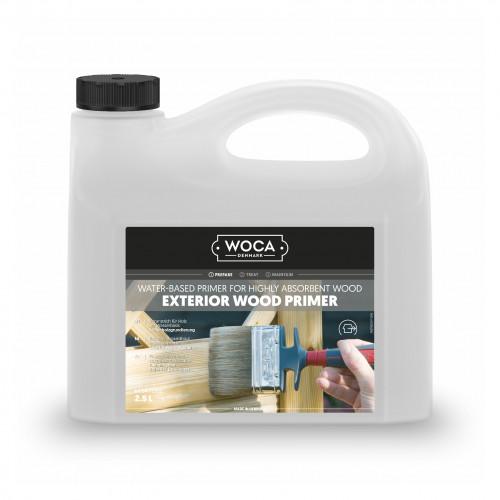 2.5ltr: WOCA - Exterior Wood Primer