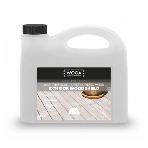 2.5ltr: WOCA - Exterior Wood Shield