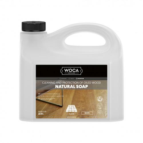 2.5ltr: WOCA - Natural Soap - White