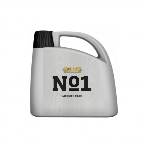 2.5ltr: WOCA - No1 Lacquer Care - For Maintaining No1 lacquered Flooring