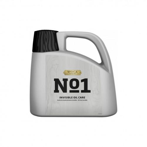 2.5ltr: WOCA - No1 Invisible Oil Care