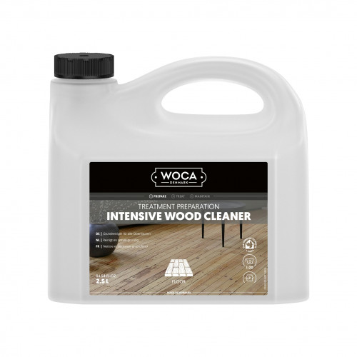 2.5ltr: WOCA - Intensive Wood Cleaner