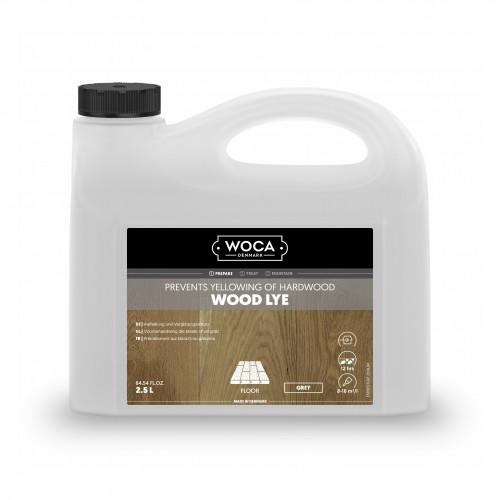 2.5ltr: WOCA - Wood Lye - Grey