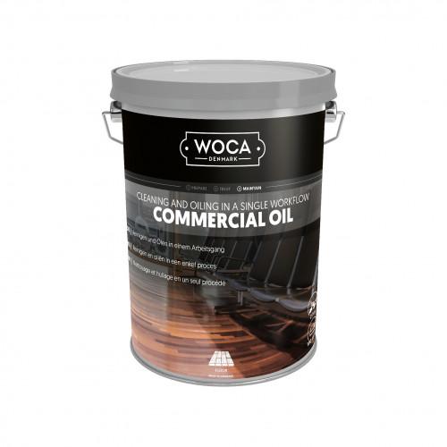 5ltr: WOCA - Commercial Oil