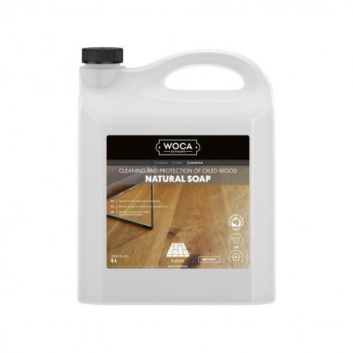 5ltr: WOCA - Natural Soap - Natural