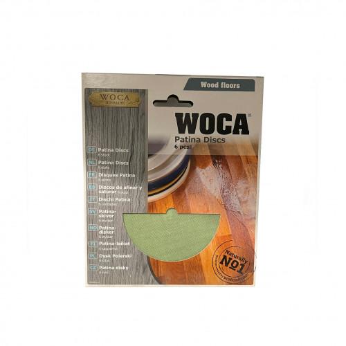 """1pk: WOCA - Patina Discs - 150mm - 6"""" - (6pcs/pk)"""
