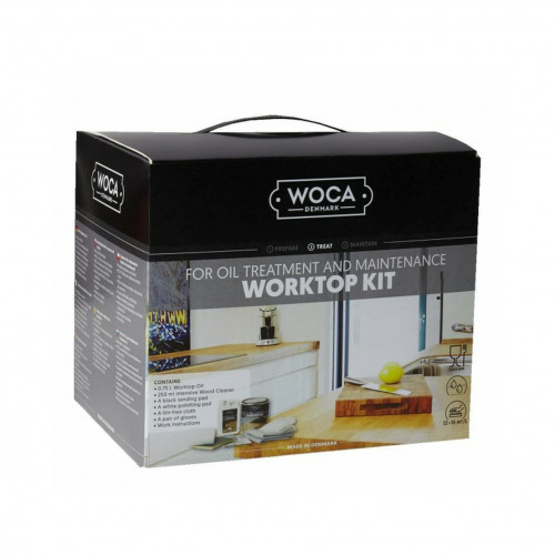 WOCA - Worktop Kit - Natural