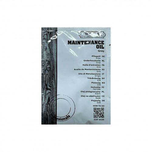 25ml: WOCA - Maintenance Oil - Grey