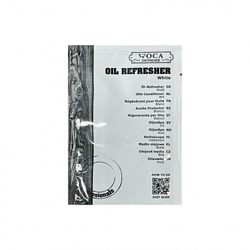 25ml: WOCA - Oil Refresher - White