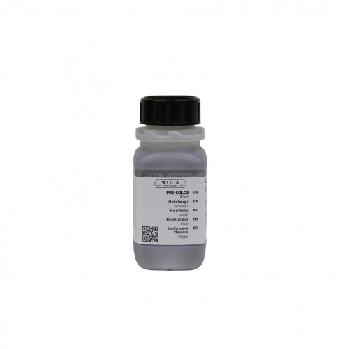 100ml: WOCA Pre-Colour - Black - Sample Pot