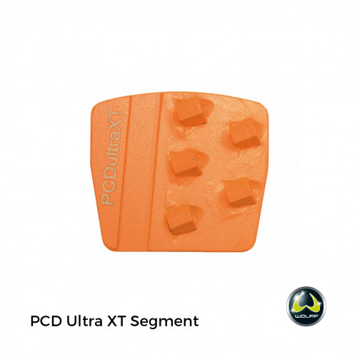 1pk: Wolff - Neo/Ninja Disc - PCD Ultra XT - Orange - (4pcs/pk)