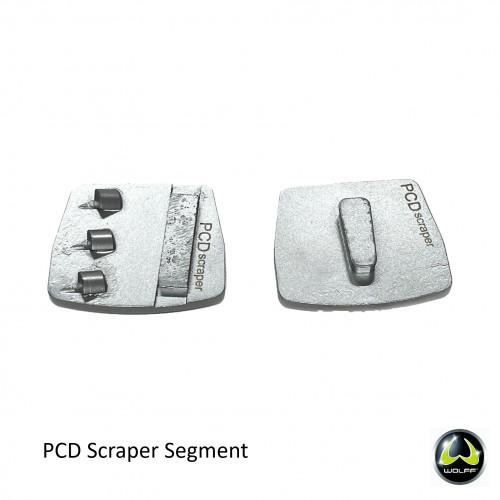 Wolff - Neo/Ninja Disc - PCD Scraper Segment (priced each)