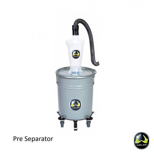Wolff - Pre Separator Cyclonic Separator Filter 30 Litre