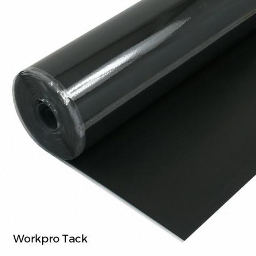 1 Roll: WorkPro Tack - 3mm HD Polyolefin Underlay + Adhesive Coating - 1m x 10m x 3mm - (10m²/Roll)