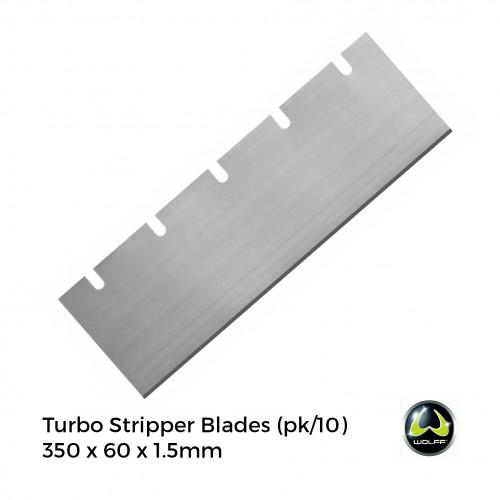 Wolff - Turbo Stripper - Blade - 350x60x1.5mm