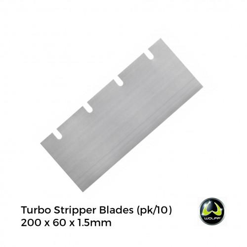 Wolff - Turbo Stripper - Blade - 200x60x1.5mm