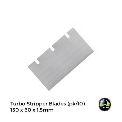 Wolff - Turbo Stripper - Blade - 150x60x1.5mm