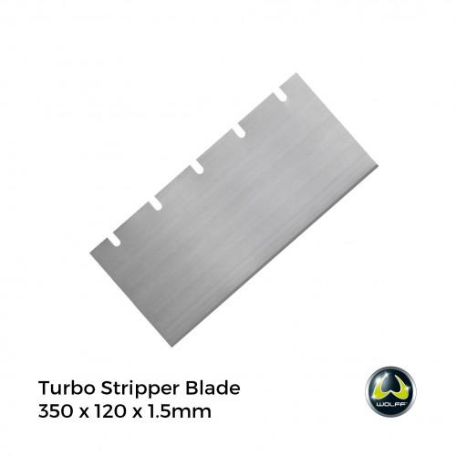 Wolff - Turbo Stripper - Blade - 350x120x1.5mm