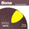 1 Box: Bona - Scrad Wings - 150 Grit - (50/Box)